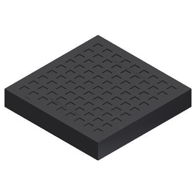BBNR 6 x 6 x 1 SWIMMING POOL STRUCTURE BORNE NOISE ISOLATION