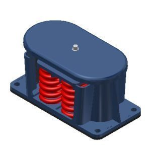 CIP E 11740 Type C Housed Spring Mounts