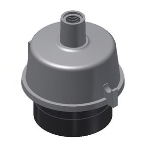 RUBBER CONCRETE FSN Jack Up Floating Floor Isolation Mounts